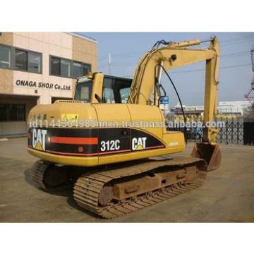 caterpillar 311C CAT E200B E70B japan used excavator hitachi ex200 High quality sale