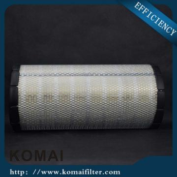 Engine part Air Filter 600-185-2500 Manufacturer Air Filter A-681A for Excavator PC120-6E0-T2 PC160 PC160LC-7 PC180LC-6