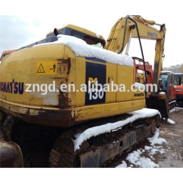 Hot sale Komats PC130-6 PC130-7 PC160 pc60 pc55 crawler excavator Japan komat PC120-7 pc130-7 pc200-7 pc200-8 excavator for sale
