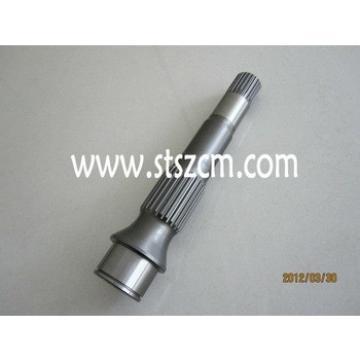 PC160-7 hydraulic pump shaft, 708-3M-12111,PC160 hydraulic pump parts