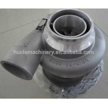 6737-81-8091 turbocharger PC160 PC160LC-7 Excavator turbocharger