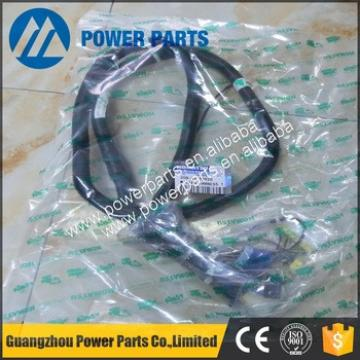 PC130-7 PC160-7 PC200-7 PC220-7 Excavator Operate Cab Wiring Harness 208-53-12920 For Excavator Parts