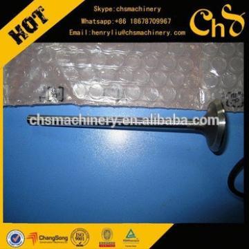 China supplier PC200-8 intake valve for P200-8 excavator