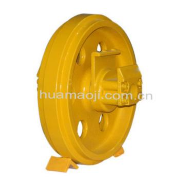 Cheap and fine excavator idler PC160 front idler assy made in China