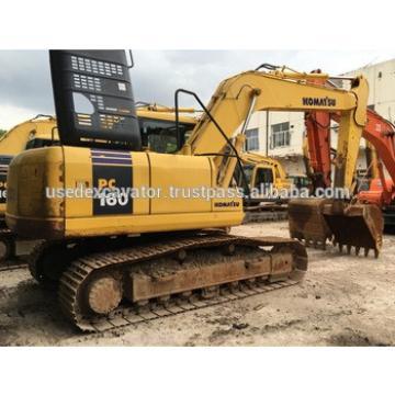 Used komatsu pc160 excavator PC160LC-7, used komatsu excavator prices new PC160LC-7