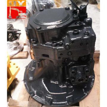 Excavator hydraulic pump part PC160-7 pump ass'y pc160 hydraulic pump