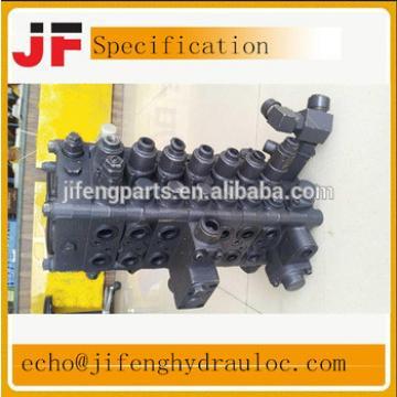 China Supplier Excavator Spare Parts PC160-7 PC200-7 Main Control Valve