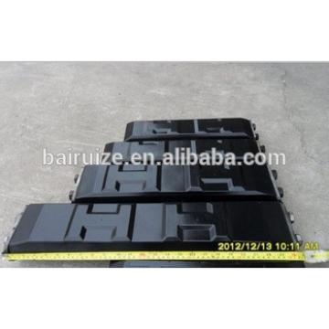 PC130 excavator rubber pad,rubber track pad,PC130-6,PC140,PC150-5,PC160,PC180,PC200-6,PC220