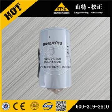 Supply excvator parts PC160-7 water separator 22U-04-21131 with high quality