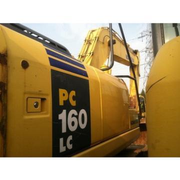 Used Komatsu PC160-7 excavator,Komatsu PC160-7 in shanghai