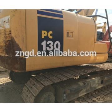 Original Komats PC130-6 PC130-7 PC150 pc160 crawler excavator Japan komat PC120-7 pc130-7 pc200-7 pc200-8 excavator for sale