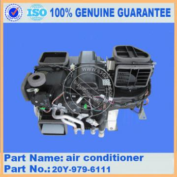 PC200-7/PC160-7/PC220-7/PC300-7/PC350-7 air conditioner assembly unit 20Y-979-6111