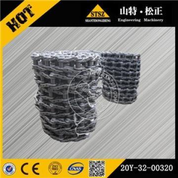Excavator parts PC160-7 track link assy 21K-32-00110 wholesale price