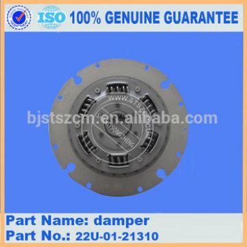 Excavator parts PC160-7 disk damper 22U-01-21310 made in China