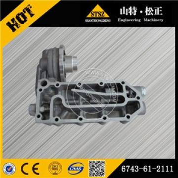 High quality excavator parts PC160-7 house cover 6738-21-3110 wholesale price