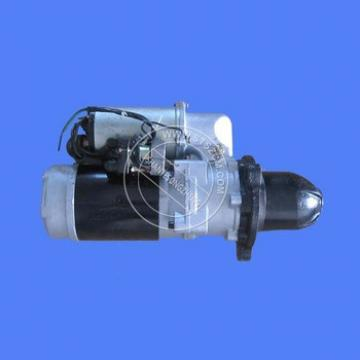 Excavator parts PC160-7 starting motor 600-863-4210 hot sales and low price
