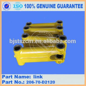 China best quality excavator OEM replacement parts PC160-7 bucket link 21K-70-73111