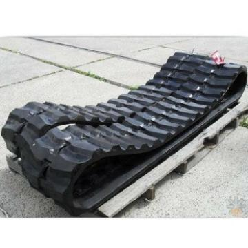 Excavator rubber track,PC90,PC120 rubber track pad, PC130,PC130-6,PC130-7,PC200