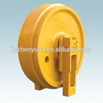Undercarriage parts front idler /track roller for excavator PC200
