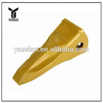 205-70-19570 bucket teeth and adapter for pc200 excavator pin and lock bucket teeth