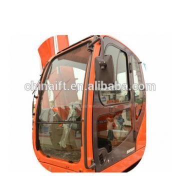 PC300-7 Excavator Cabin cab parts 208-53-00272 208-53-1111A 208-53-1111B 320C Operator Cabin screen 7824-77-3002